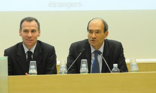 Michel Hunault, Eric Woerth