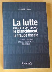 LIVRE La lutte contre la corruption blanchiment fraude fiscale