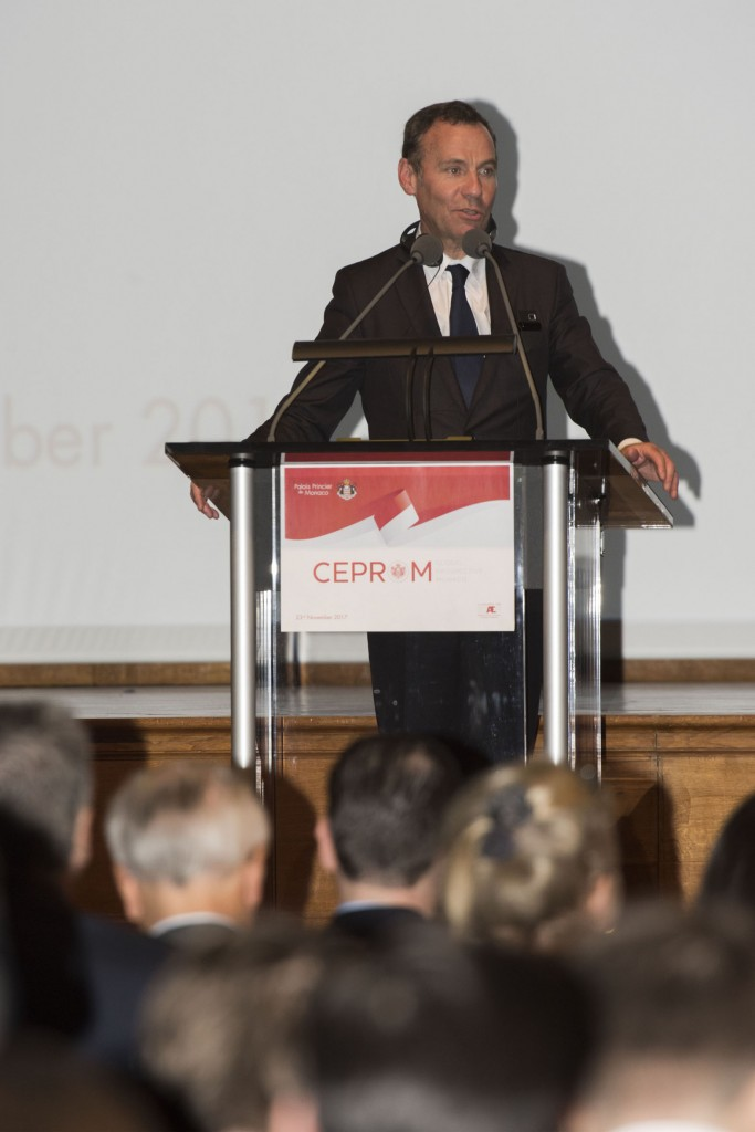 CEPROM conférence Monaco 23/11/2017